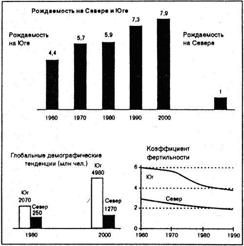 Асимметрия «демографического