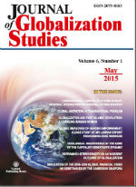 Volume 6, Number 1 / May 2015