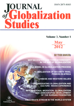 Volume 3, Number 1 / May 2012